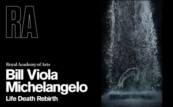 News thumbnail by Bill Viola / Michelangelo: Life Death Rebirth